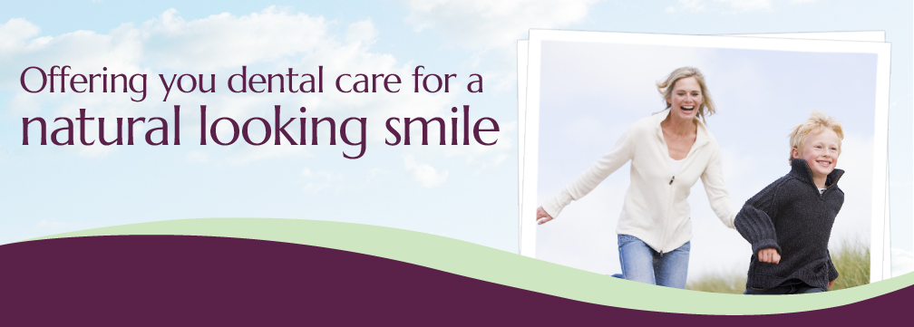 Offering you dental care for a natural looking smile