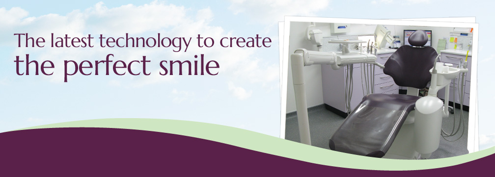 The latest technology to create the perfect smile
